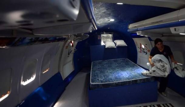 kamar pesawat