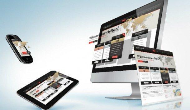 tampilan baru website
