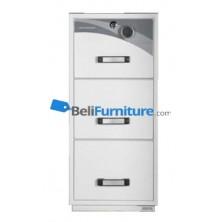Datascrip Fire Resistant Cabinet SFRC-3DC