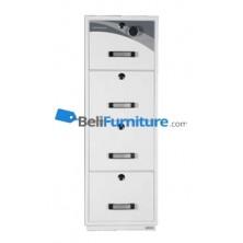 Datascrip Fire Resistant Cabinet SFRC-4DI