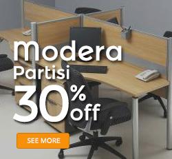 Partisi Modera Disc 30%