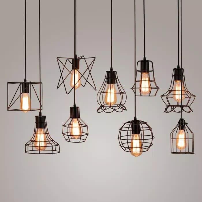 lampu minimalis keren