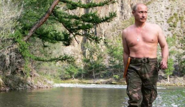 foto, Presiden Ini Bangga Dengan Foto Toplessnya