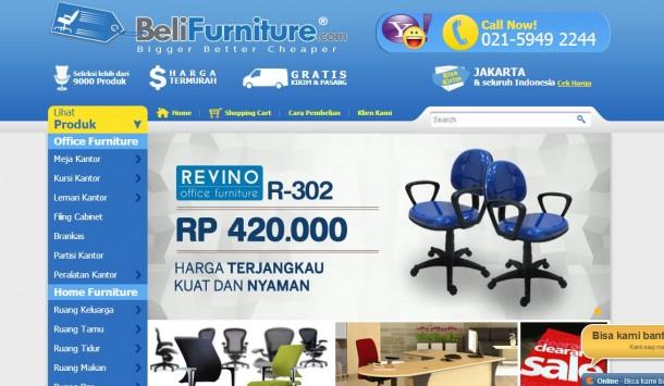 belifurniture.com penipu, Apakah Belifurniture.com Penipu?