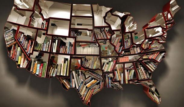 Buku, Desain Perpustakaan Mini Untuk Anda Si Pecinta Buku