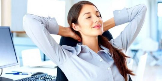 Kantor, Lakukan Latihan Ini Jika Ingin Tetap Bugar Di Kantor