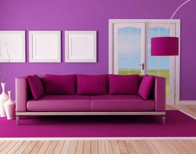 interior, Memilih Kombinasi Warna Cat Yang Sesuai Dengan Interior Rumah
