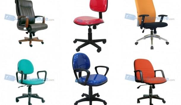 kursi kantor, Pentingnya Kursi Kantor Untuk Mendukung Aktivitas Kerja