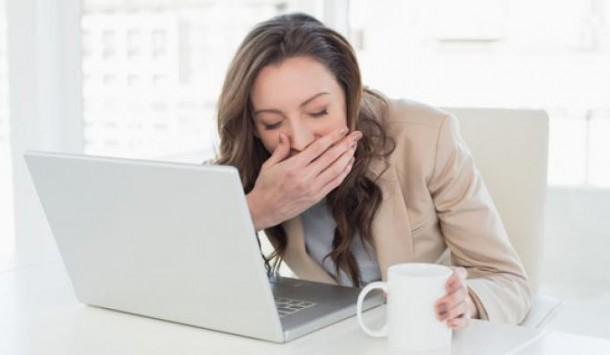 kantor, Tips Mengatasi Rasa Kantuk Saat Di Kantor