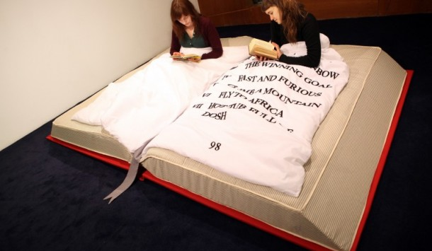 tidur, Ranjang Unik Buat Tidur Anda Semakin Lelap