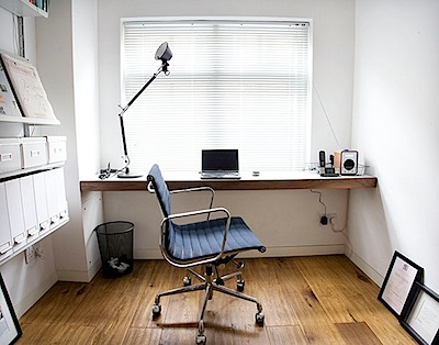 ruang kantor, Ruang Kantor Sempit Bukan Hambatan Berprestasi