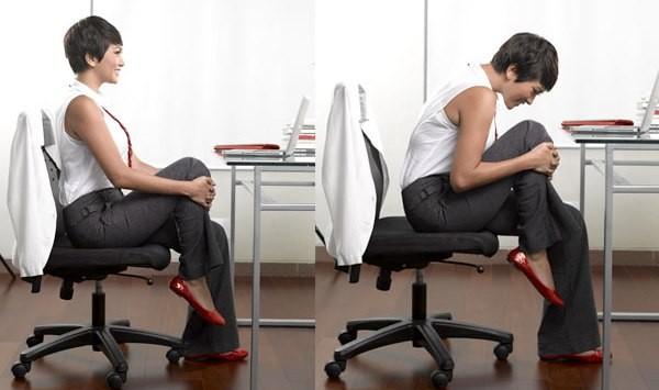 Seharian Duduk Di Kursi Kantor Inilah Tips Tetap Sehat