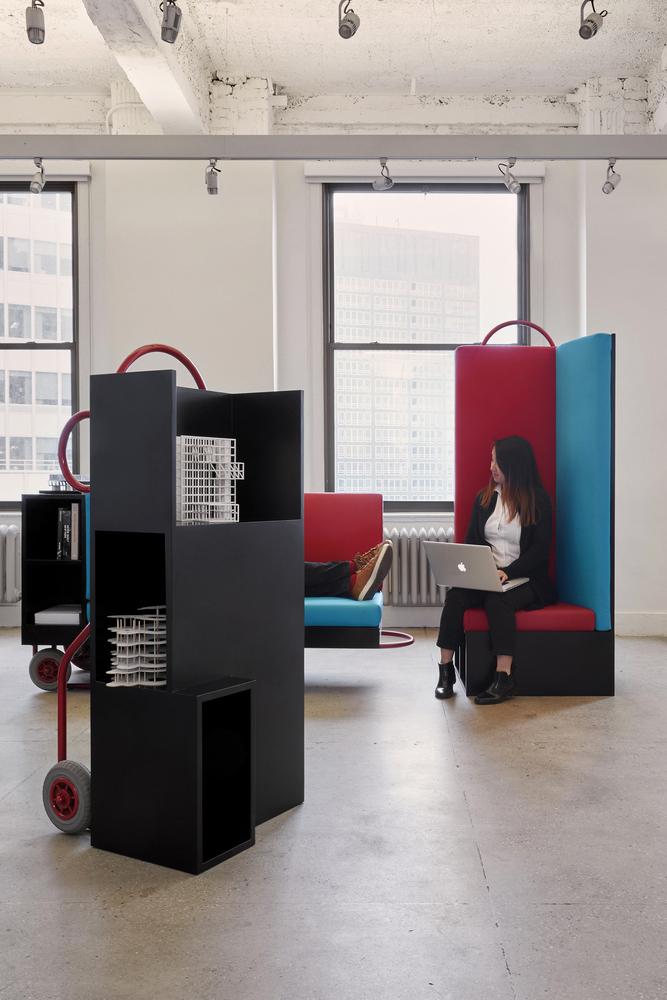 Furniture unik perpaduan Asia dan New York 1