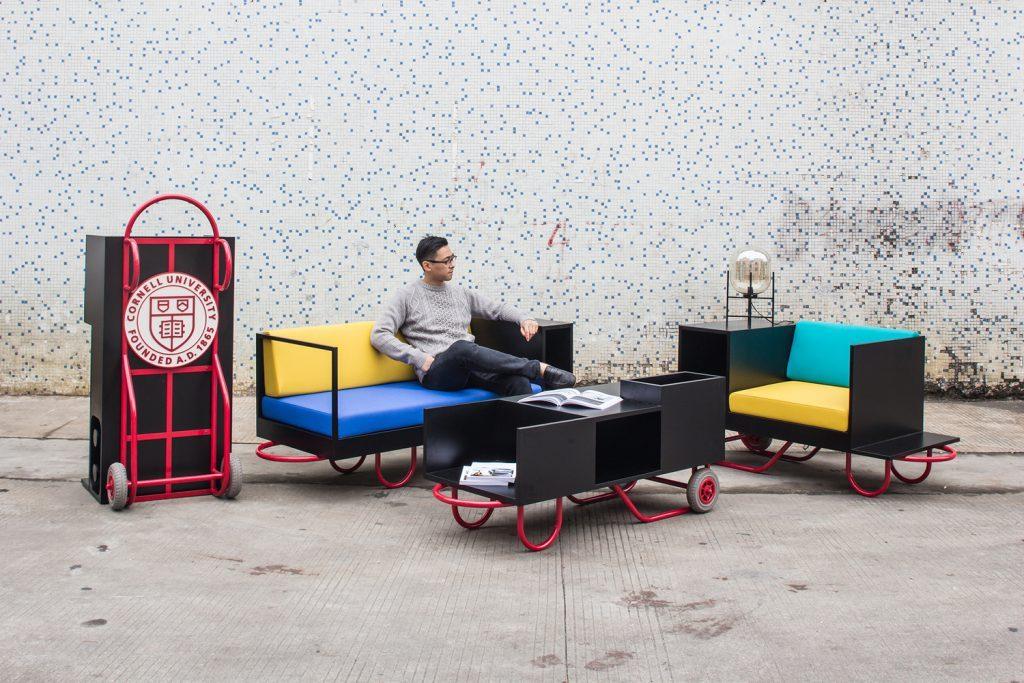 Furniture unik perpaduan Asia dan New York 3
