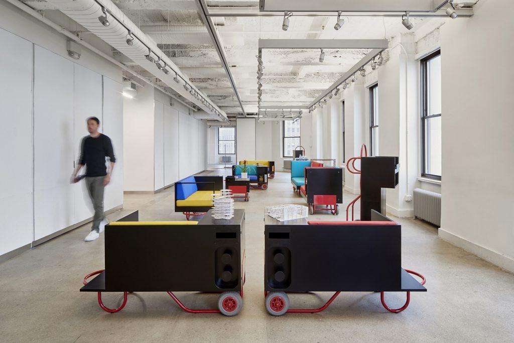 Furniture unik perpaduan Asia dan New York 4