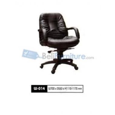 Kursi Staff/Manager Wiz W014 L-HDT -
