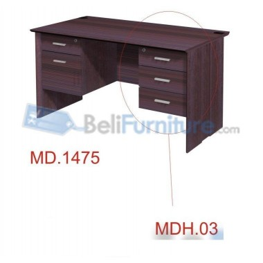 Expo Laci Gantung 3 Drawer MD H03CL -