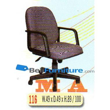 Kursi Staff/Manager Meteor MM 116 -