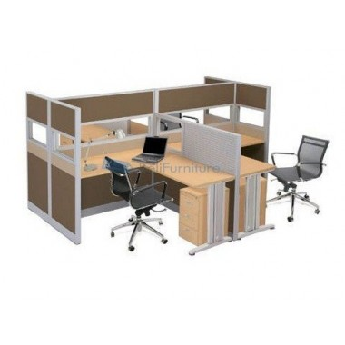 Indachi Configuration Empat Staff -