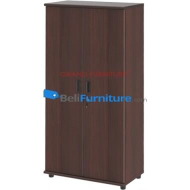 Grand Furniture DC HB 6 (kabinet 4 Rak + Pintu Kayu Full) -
