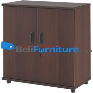 Grand Furniture DC LD 8 (Kabinet Rendah Pintu Kayu) -