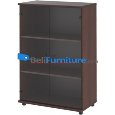 Grand Furniture DC MC 5 (Kabinet Medium Pintu Kaca) -