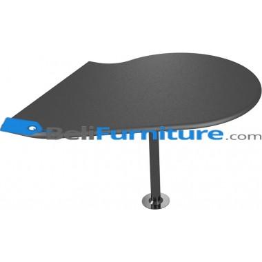 Euro DJT 7502 R/L (Joint Table dengan tiang) -
