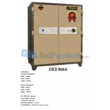 Daikin DKS 806 A -
