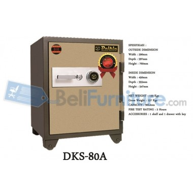 Dikin DKS 80 A (WITHOUT ALARM) -