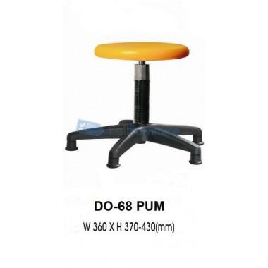 Kursi Staff/Manager Donati DO-68 PU M  -