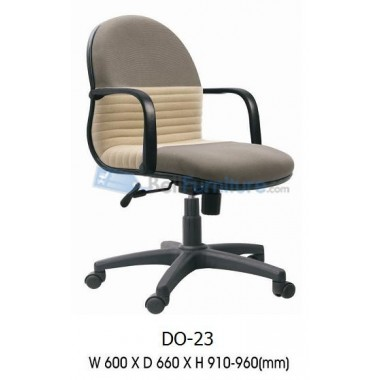 Kursi Staff/Manager Donati DO-23  -