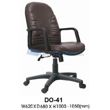 Kursi Staff/Manager Donati DO-41 Nylon HDT (OSCAR) -
