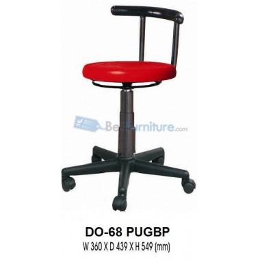 Kursi Staff/Manager Donati DO-68 PU GBP  -