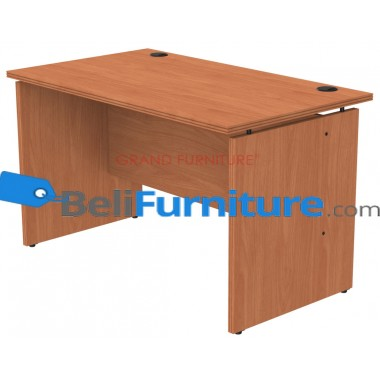 Grand Furniture DVL 1270 (Meja 1/2 Biro) -