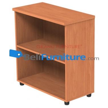 Grand Furniture DVL 8040 LC (Kabinet rendah Tanpa Pintu) -