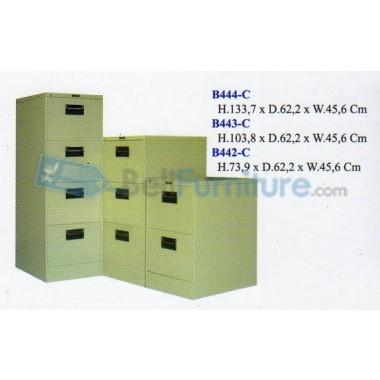 Filing Cabinet Elite B4-4-C -