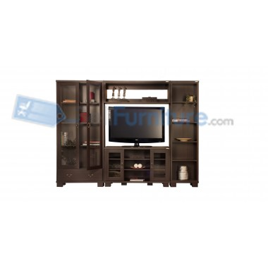 Orbitrend FULL SET RAK TV BIELA Series -