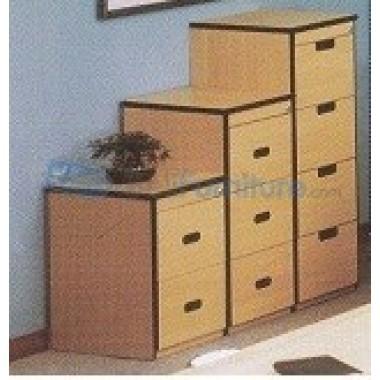 Glory GC 4L filling cabinet 4 laci -