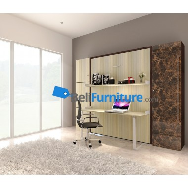 Futurnitur Work Table Bed (type b)  Dimension W224.6 x L(open)206.4 x H212.8 x T40 -