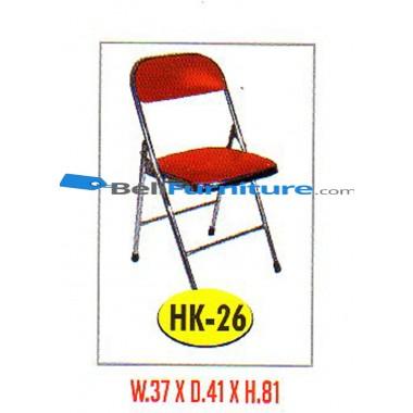 Kursi Lipat Polaris HK 26 -