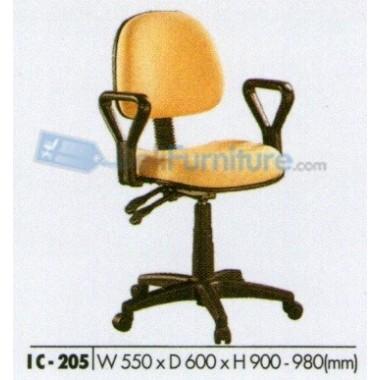 Kursi Staff/Manager Ichiko IC 205 B -