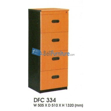 Filing Cabinet Indachi DFC.334 -