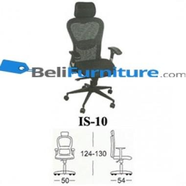Kursi Staff/Manager Subaru IS 10 -