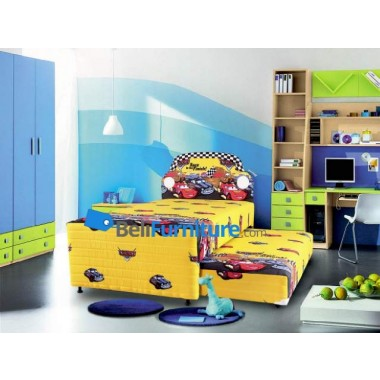Floresta KIDS-Series Two In One (Car) 100x200 -