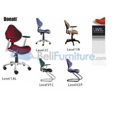 Kursi Staff/Manager Donati Level 2 AL -