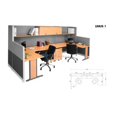Arkadia Partisi dua Staff (Linus-1) -