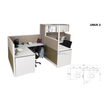 Arkadia Partisi Dua Staff (Linus-3) -