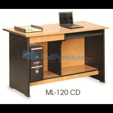 Dino Meja Komputer ML-120 CD -