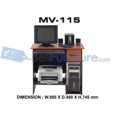 Meja Komputer VIP MV 115 -