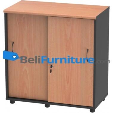 Grand Furniture NB LD 9 (Kabinet Rendah Pintu Sliding) -